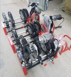 200 Mm HDPE Pipe Manual Butt Fusion Welding Machine