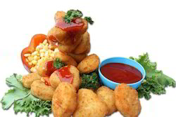 Frozen Cheese Corn Nuggets