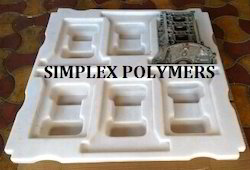 HDPE Vacuum Formed Tray