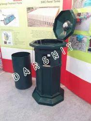 Sintex Hexgonal Waste Bin