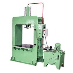 Hydraulic Closed Frame Press