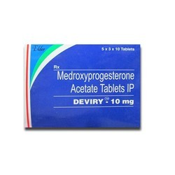 Medroxyprogesterone Acetate Tablets IP