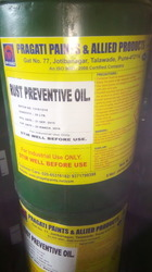 Anti Rust Preventive Oil