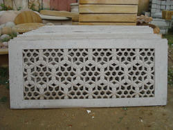 Natural Marble Jali Design