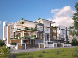 Architectural Design For Bungalow