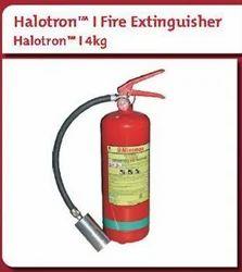 Mild Steel Minimax Clean Agent Fire Extinguisher