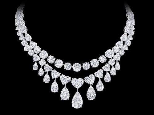 Surajkiran Diamond Necklace Rs 300000 Piece M S Suraj