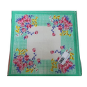 Colored Ladies Handkerchief