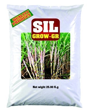 Sil Grow Gr Agricultural Fertilizers Pack Size 25kg Rs 500 Bag