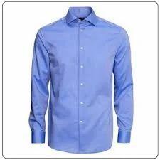 Linen Men Formal Shirt