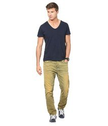 Plain Casual Wear Men's Jeans, Waist Size: 30