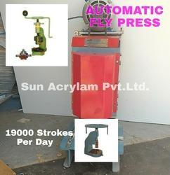 Automatic Fly Press Machine