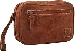 Hayst Leather Toiletry Bag, Pure Leather: Yes
