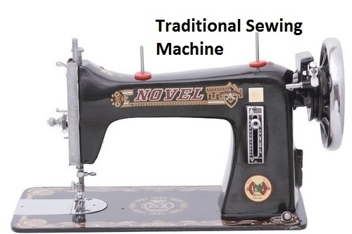 Novel Deluxe Top Sewing Machines - Novel Sewing Machine Co ...
