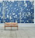 Times Fiberfill Blue Polyester Acoustic Panels, For Sound Absorbers