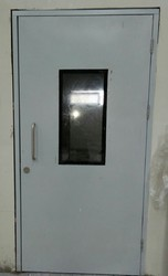 Dortek Insulated Metal Doors, Single