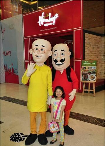 Motu Patlu Cartoon Costumes At Rs 4950 Piece क र ट न