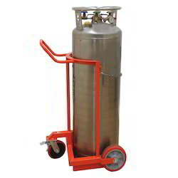 Single Gas Cylinder Cart