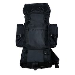 Black West Warrior Rucksack