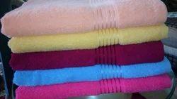 White Plain Cotton Terry Towels