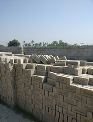 Grey Fly Ash Bricks, Size (Inches): 9 In. X 4 In. X 3 In