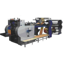 Printed Paper Bag Making Machine
