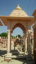 Chhatri Temple Decoration
