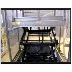 Material Handling Lift, Capacity: 1-2 ton