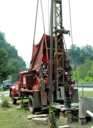 Bore Well Drilling Machine Tubewell Drilling Machine