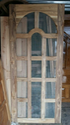 Net Wooden Door