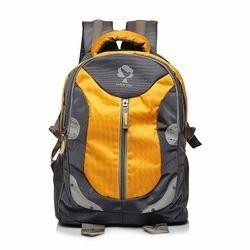 Leben Tree Rambling Yellow Backpack