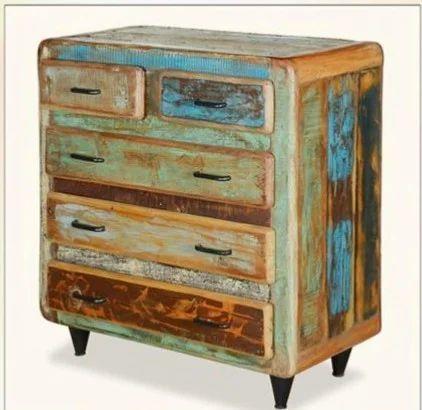 Rustic Side Board - Rustic Furniture, रस्टिक फर्नीचर