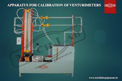 Calibration Venturi Meter Apparatus