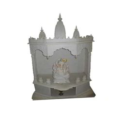 Off White Home Marble Temples