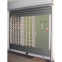 Electrically Operated Rolling Shutter