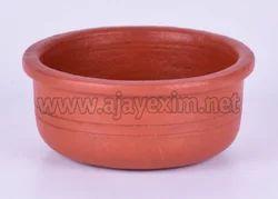 Clay Mini Sauce Pot