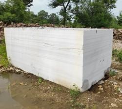 Grey Quartzite Blocks With Lining
