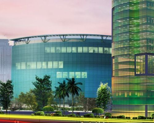 The Iconic Corenthum Office Space in Sector 62, Noida