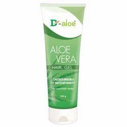 Aloe Vera Hair Gel, Packaging Size: 100 Gm
