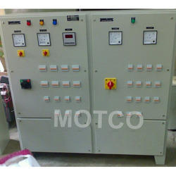 Micromot Controls Three Phase Distribution Control Panel, for Industrial