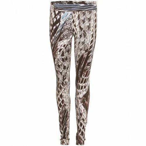 5e8b6fc602feb Ladies Designer Leggings, महिलाओं के लिए ...