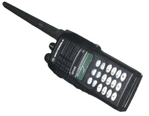 Motorola GP-338 Two-way Radio - View Specifications & Details of Two