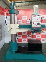 Heavy Duty Geared Radial Drilling Machine