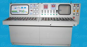 Aaphalt Drum Mix Control Panel
