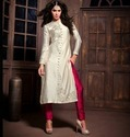 Georgette Semi-stitched Pakistani Designer Suit
