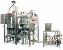 ROYAL PACK Bottle Rinsing Machine, Capacity: 10-30 Bottle/min, 230 V + Air