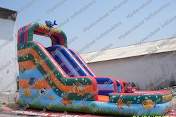 Inflatable Fun Slide