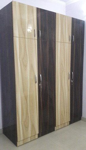 Ply Board Almirah Wardrobe