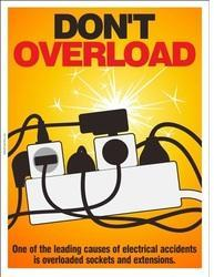 Electrical Safety Poster At Best Price In India