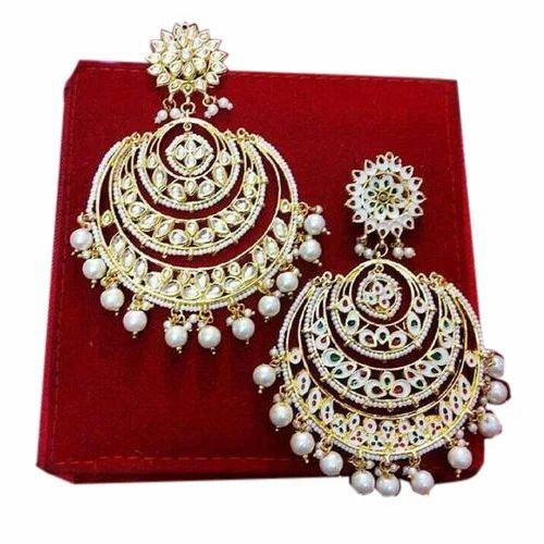 Designer Gold Earring at Rs 3000 gram Gold Earrings